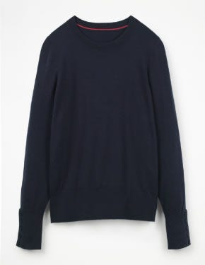 TILDA CREW NECK JUMPER