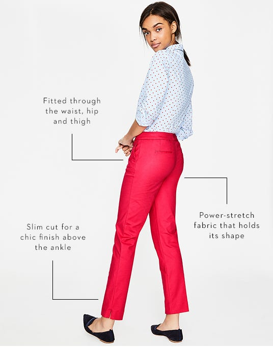 pink 78 trousers